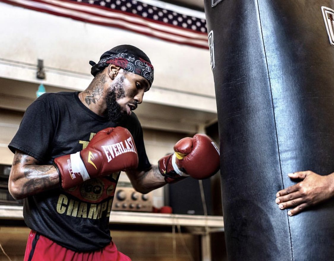 """test Twitter Media - 🗣️: Anybody they put in the ring with me, I'm looking to destroy""""- @RobertEaster_Jr 👀 #EasterBarthelemy   🎟️: https://t.co/cdTNb6kVLB https://t.co/Hn0A0dVMI5"""