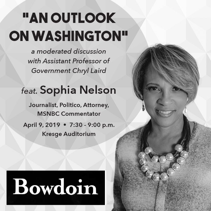 #HR Tweet-News: @SanEventsInfo: 'Sophia's next college tour stop @BowdoinCollege April 9, 2019. One private #thewomancode career development event and one #Washingtonoutlook public event #EPluribusOne will share photos … <br>http://pic.twitter.com/vuoooMteFC, see more  http:// tweetedtimes.com/v/6176?s=tnp