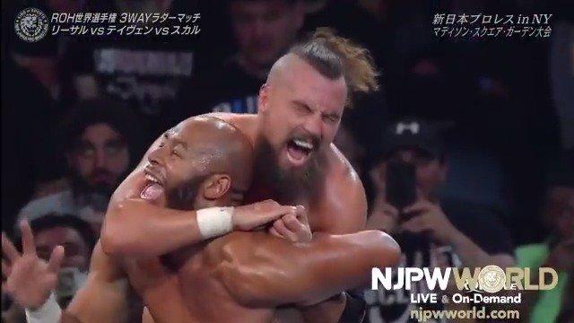 njpwworld's photo on NJPW