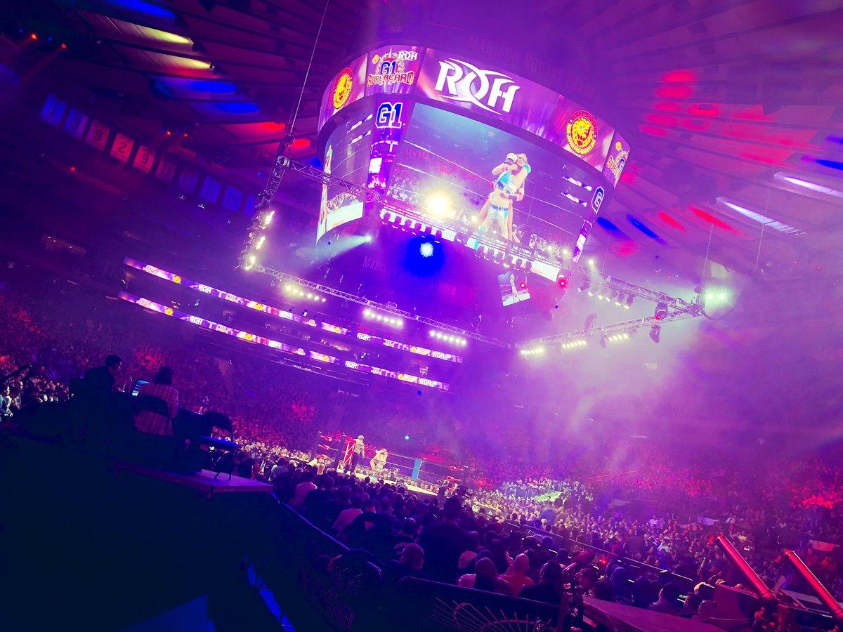 鷹木 信悟(SHINGO TAKAGI)'s photo on NJPW