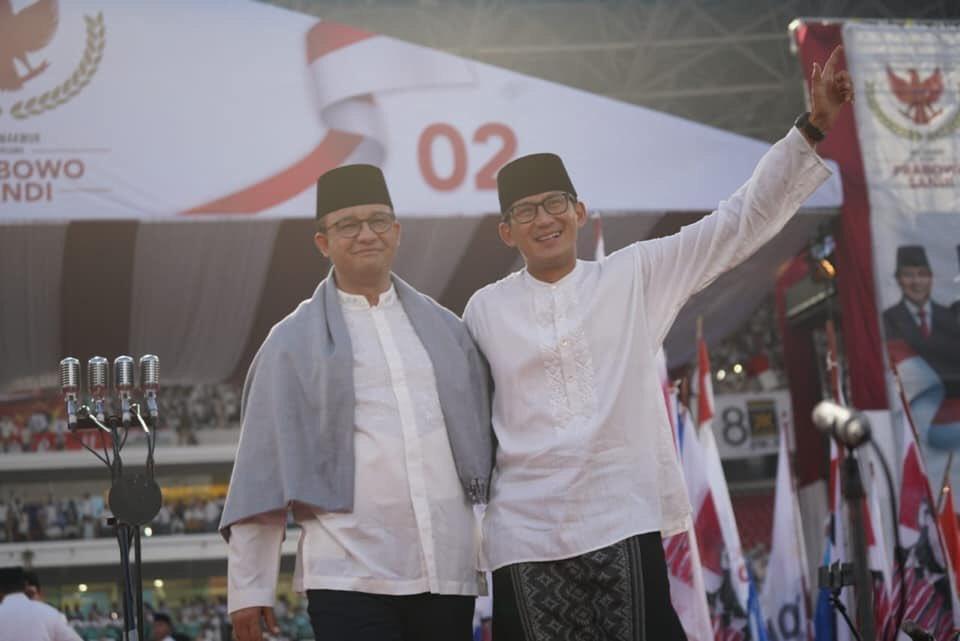 2 of the great candidates leader in Indonesian future Oom @BillClinton  Remembering your old times Prabowo-Sandi Make Indonesia Great Again @prabowo  @sandiuno #TheGreatCampaignOfPrabowo  #2019GantiPresiden #2019PrabowoPresidenRI InshaAllah