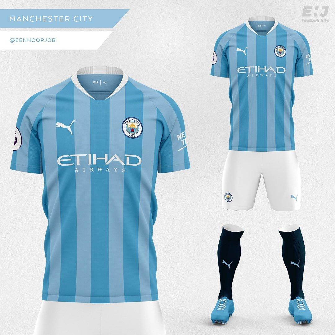 official photos e4918 c10c4 Job - Eenhoopjob Football Kit Designs on Twitter ...