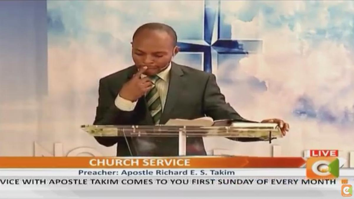 e91e475802f2 Apostle richard e.s takim: when a man is given a helper with a capacity to  unlock his potential, he becomes a husband. god gives wives to men -  scoopnest. ...