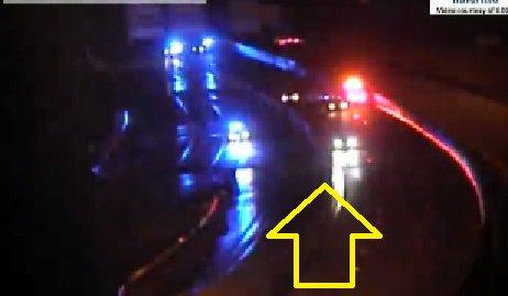 Traffic alert: crash at i-75/nb at i-285 in clayton county after