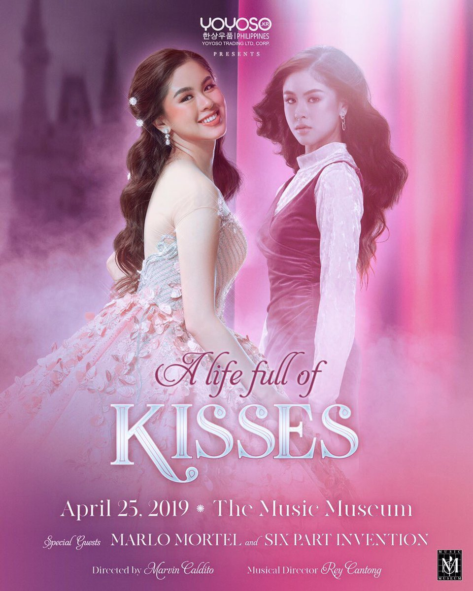 YOYOSO Philippines Presents ⁦@KissesDelavin⁩