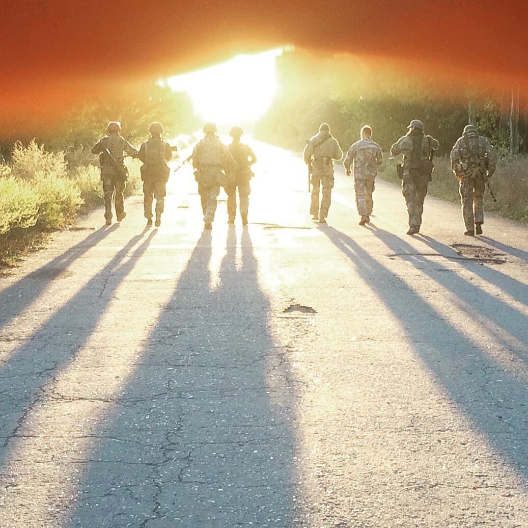 Враг за сутки 10 раз атаковал позиции ВСУ на Донбассе, ранен один украинский воин, - штаб ОС - Цензор.НЕТ 7417