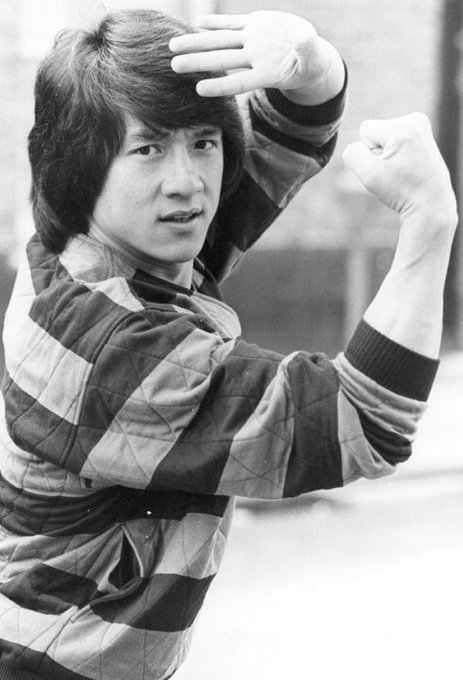 Happy Birthday to Jackie Chan born on this day back in 1954.
