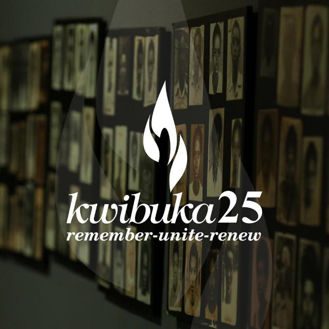 Today marks the 25th Commemoration of the 1994 Genocide against the Tutsi in Rwanda. #Kwibuka25