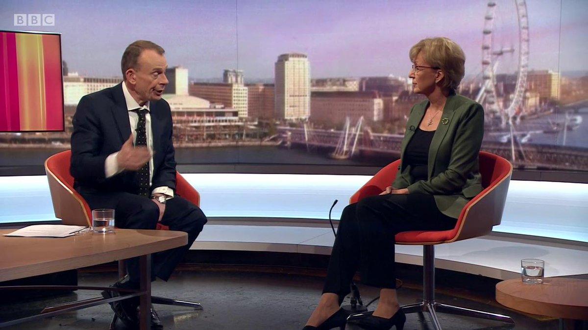 BBC Politics's photo on Andrea Leadsom