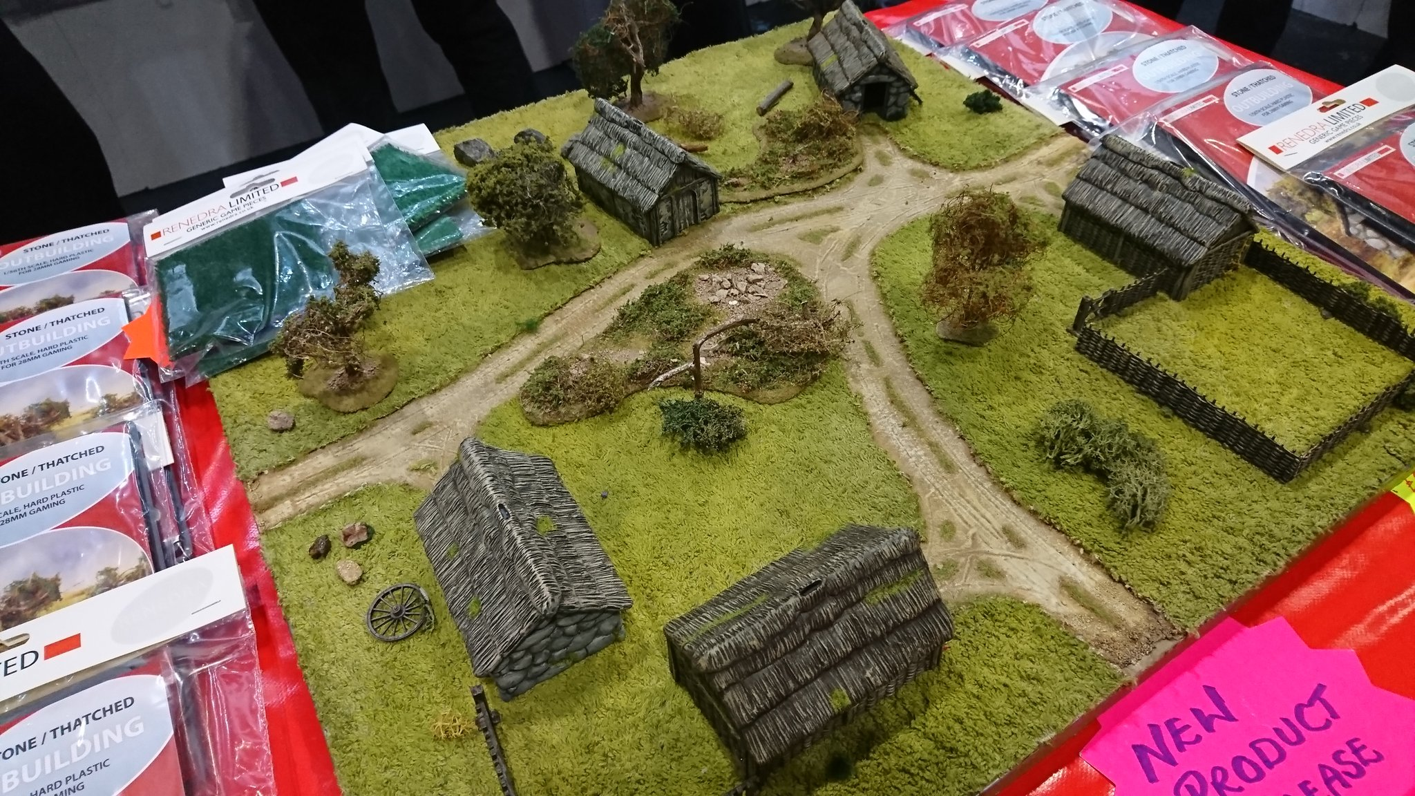 Neil Shuck of 'Meeples & Miniatures' on Twitter: