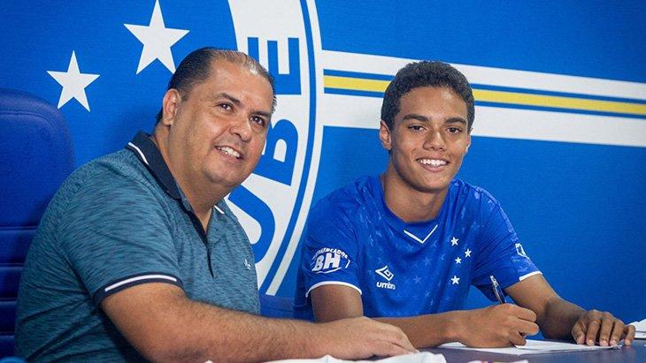 Ronaldinho fils