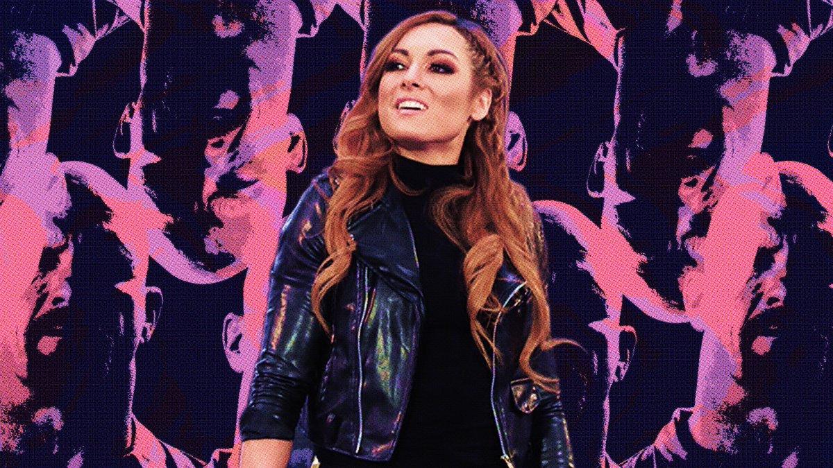 Bleacher Report's photo on Becky Lynch