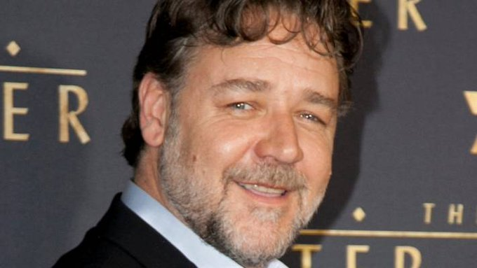 Happy birthday to actor, Russell Crowe!