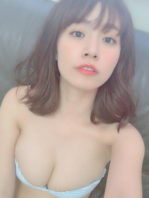 グラビアアイドル菜乃花のTwitter自撮りエロ画像36