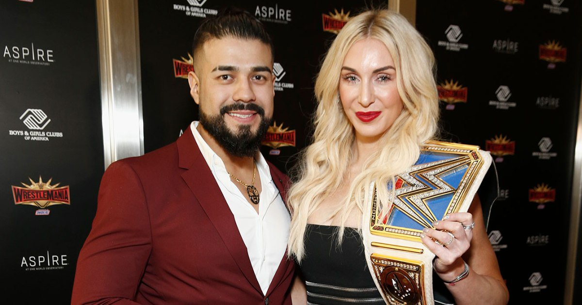 "Charlotte Flair And Andrade Have Their ""Coming Out"" This Weekend (Video)"