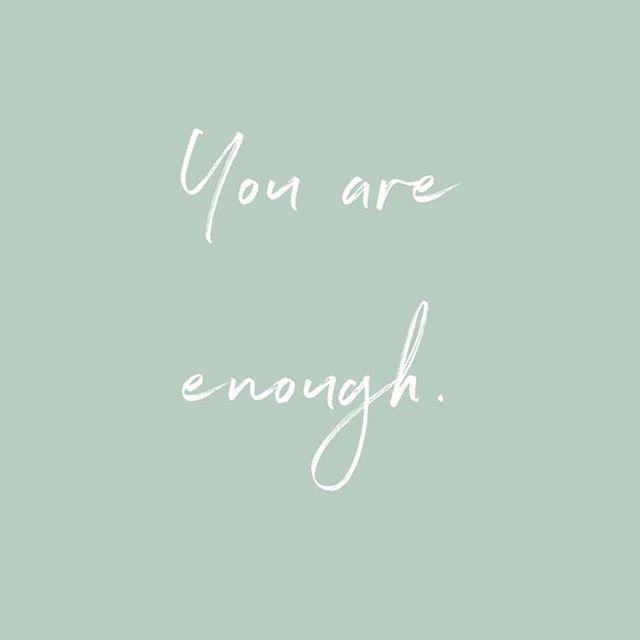 Don't let ANYONE tell you otherwise.  #cosign #trueselflove #lovingyou #lifequotes #lifequotestagram #quotesaboutlife #quotestolivebyforever #truequotes #youareenough  http:// bit.ly/2G4Gyyu     <br>http://pic.twitter.com/VkPcuPExh3