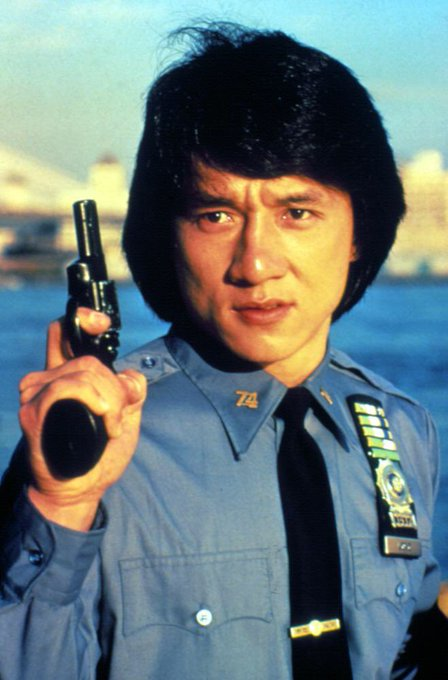 Happy birthday to Jackie Chan, officially a senior citizen