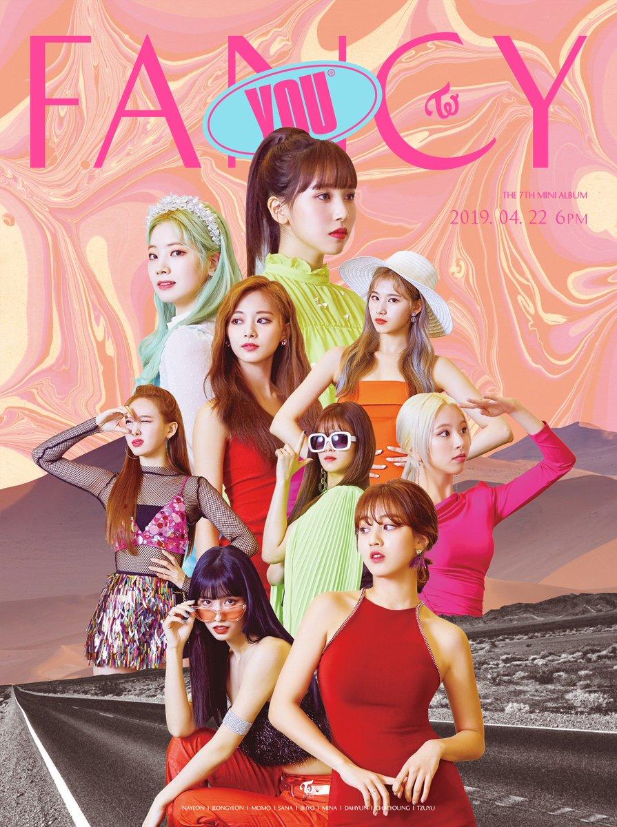 Twice On Twitter Twice The 7th Mini Album Fancy You Fancy