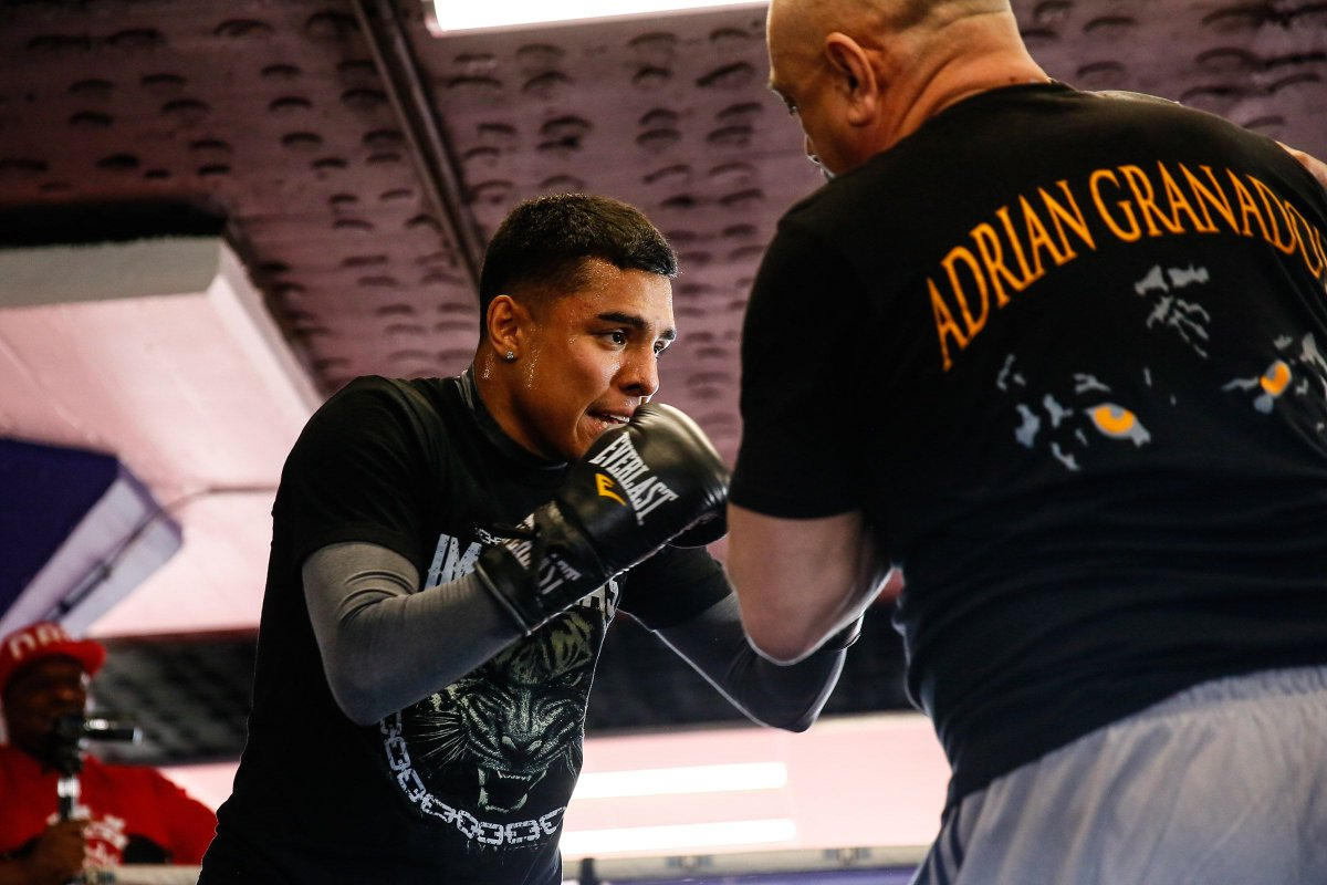 test Twitter Media - #DidYouKnow April 20th marks the second attempt for Adrian Granados to fight for a vacant WBC Silver Welterweight title? Does Adrian have what it takes to defeat Garcia? #GarciaGranados https://t.co/xEyalejhcc https://t.co/OHQUzOzO15