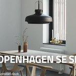 Image for the Tweet beginning: Kvalitní  závěsná svítidla COPENHAGEN