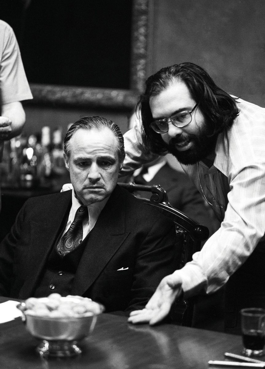 Happy 80th birthday, Francis — one of the greatest filmmakers ever. xB