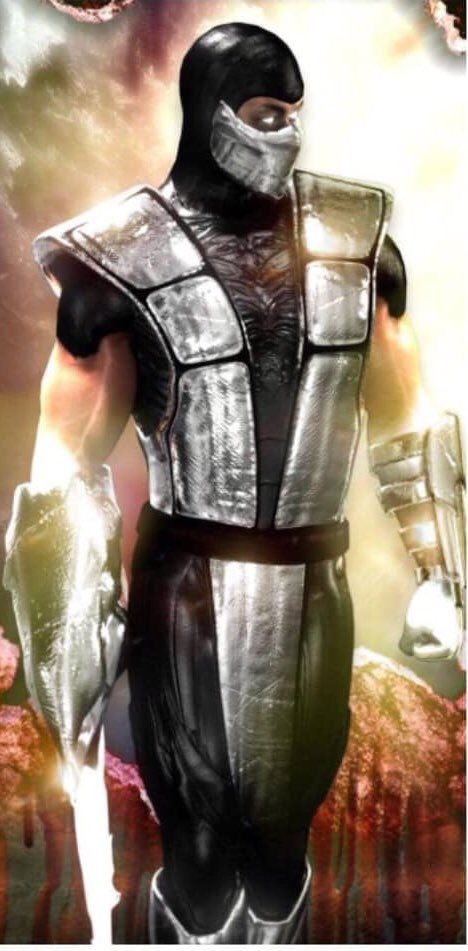 noobde Khrome for MK11 DLC please!!!! #MK11 #MortalKombat11