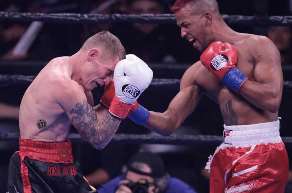 test Twitter Media - . @realKidblast is in grind mode as he seeks to be crowned the WBA 135-lb champion April 27th. A 3rd career title is just what Rances Barthelemy needs. 💪 #EasterBarthelemy   https://t.co/cdTNb6kVLB https://t.co/2VofHhoZkL