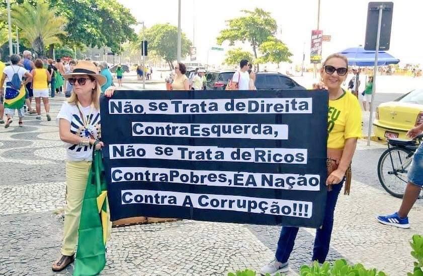 Resultado de imagem para Protestos de Rua 2019 no brasil