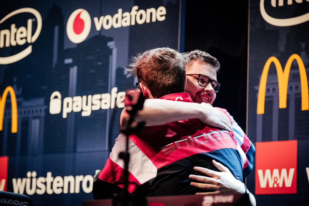 Dennis Sørensen's photo on #ESLMeisterschaft