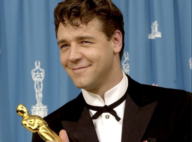 Happy birthday to Oscar winner Russell Crowe!