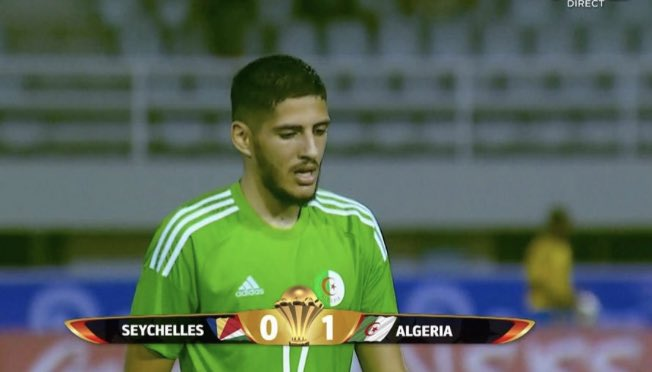 The best thing about Algeria is that even though we have players born abroad, they still want to play for our country and represent us on the international stage.    #TahiaDjazair <br>http://pic.twitter.com/Cu8ZyoidQo