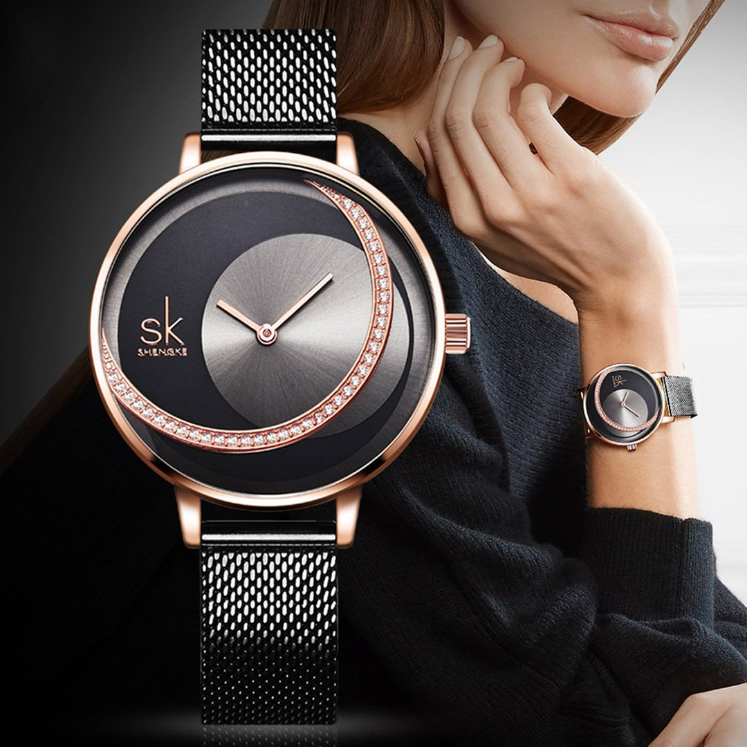 ❤️⌚Fashion Creative Watch⌚❤️ 💲48.00$ – 55.00$ CAN$-💲 🚚 FREE Worldwide Shipping 🚚 🔒 SSL Encrypted Checkout🔒 🛒 Shop Here 🛒➡️ https://bit.ly/2YVCb01