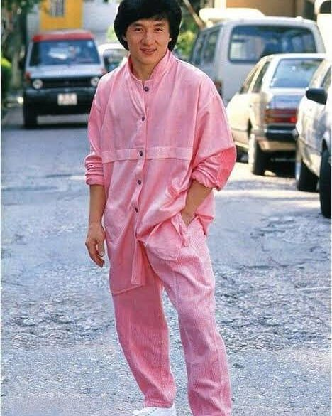 Happy birthday Jackie Chan!!! I picked out some of my favorite outfits from this icon. Stuntin.