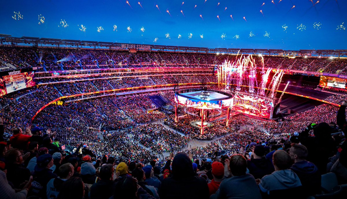 WrestleMania 35 Is Reportedly The Second Highest-Grossing Event In WWE History