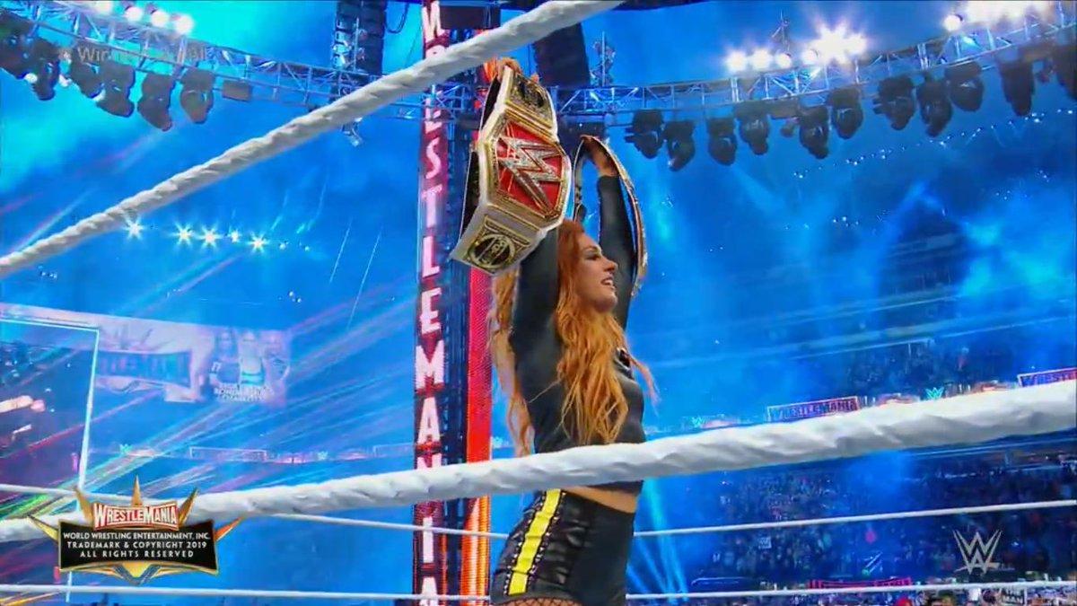 WWE Critics's photo on Becky Lynch