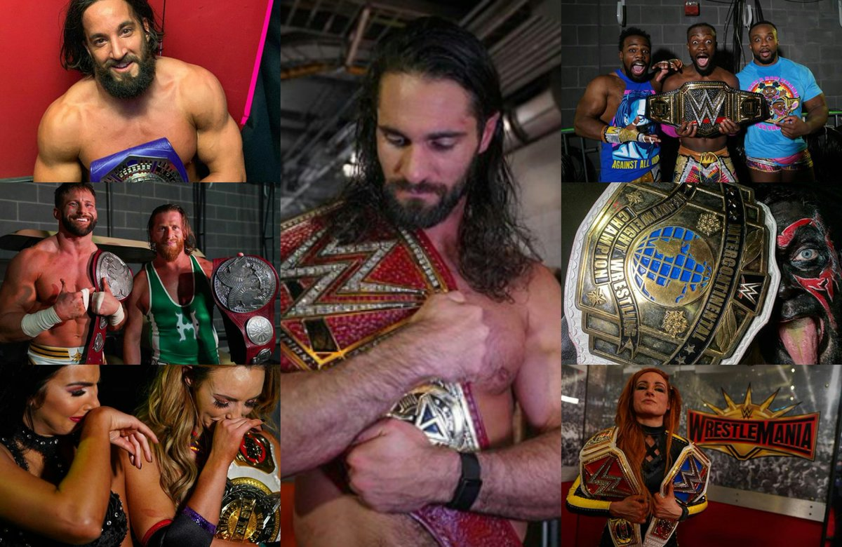Nathan 💙💛's photo on Seth Rollins