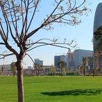 Image for the Tweet beginning: Finalizan las obras del parque