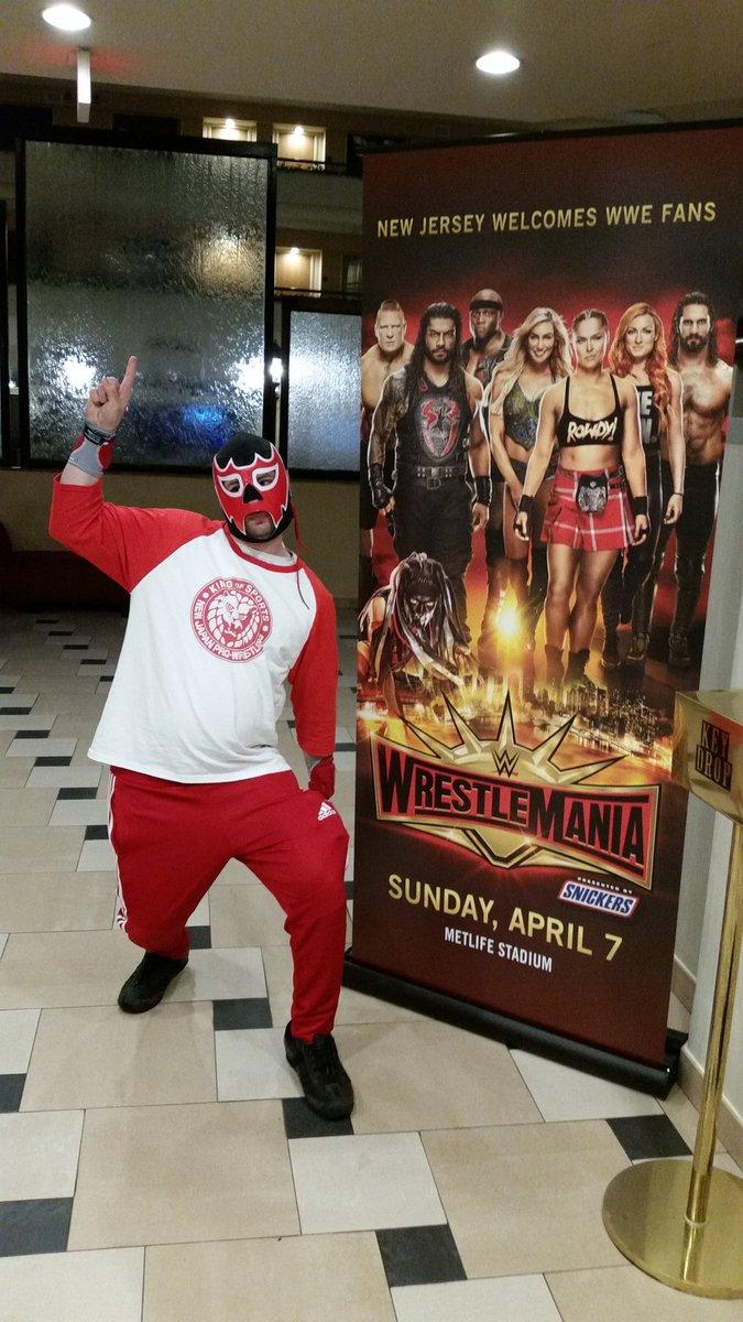 NumeroUnoYoungLion@WrestleCon's photo on Becky Lynch