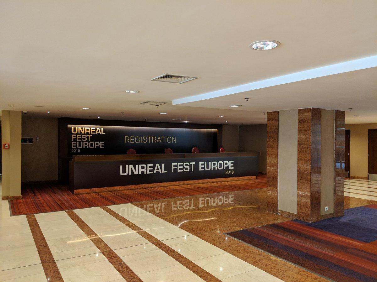 Unreal Fest Europe (@UnrealFestEU) | Twitter