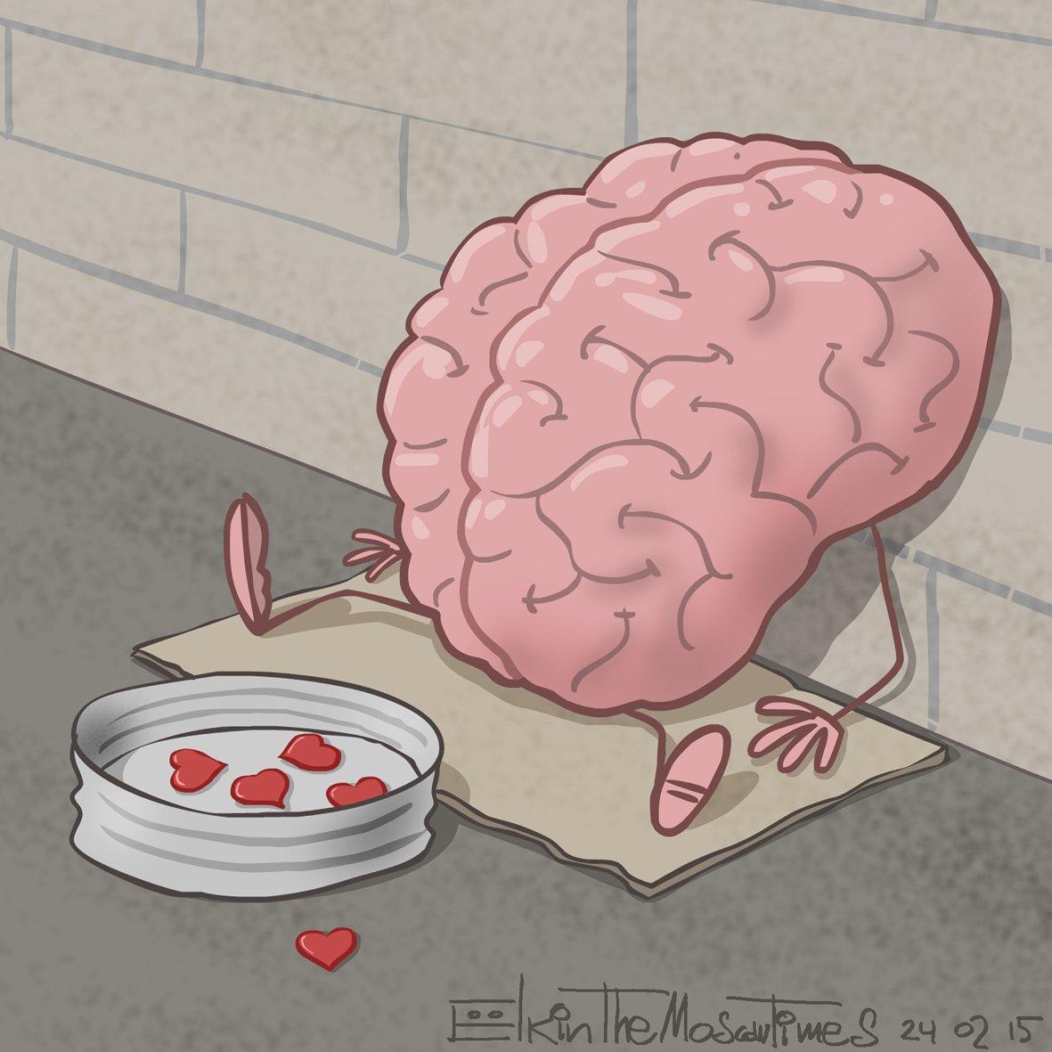 практика прикольные картинки мозги кипят этого