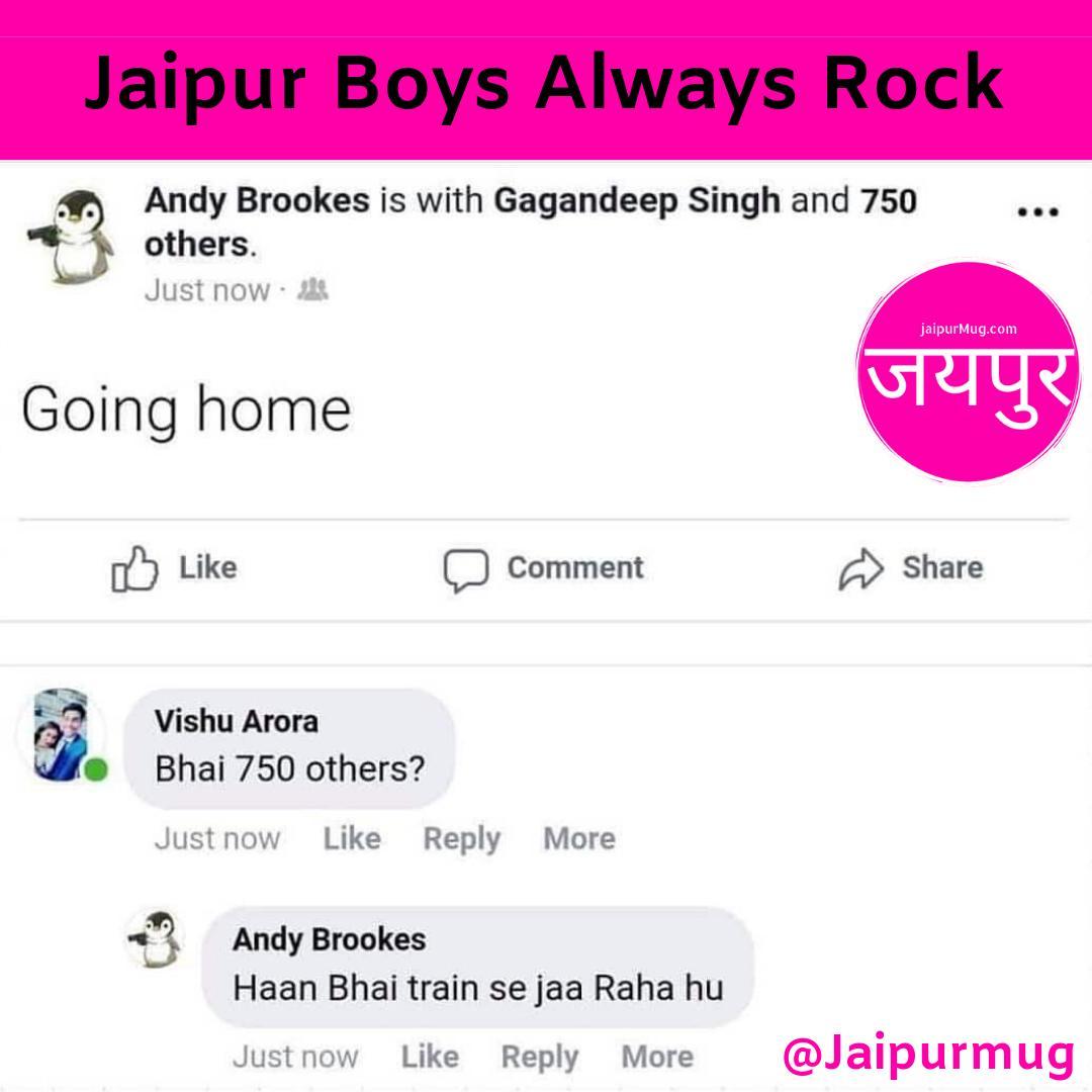 YO YO Jaipur Boys Always Rock  We all know one such person! Expose him!  #memesdaily #memes #meme #memesgraciosos #memeo #gags #memed #memer #memestagram #memes #jaipur #jaipurmemes #jaipurmeme #dankmemes #funnymemes #memelord #memeteam #comedy #memeoftheday #bestfriend #standuppic.twitter.com/1f03TuvKg8