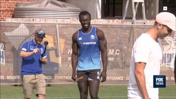 AFL Feeds's photo on Majak Daw