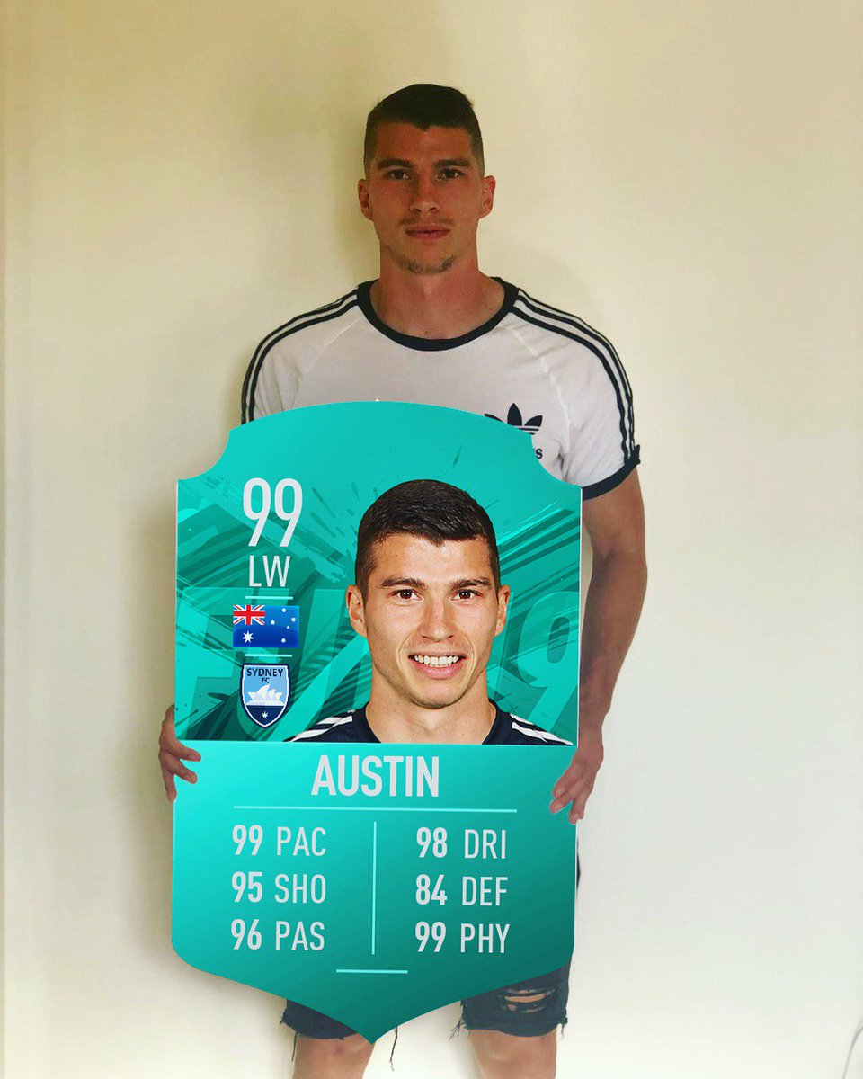 GIVEAWAY: Here's your chance* to win a @mitchaustin10 @EASPORTSFIFA Pro Player Card!  To enter: 1. Retweet this tweet 2. Follow @ELeagueAus  3. Click on the link & complete the form: https://bit.ly/2WVTufD  *Terms & conditions apply  #eNationsCup #ELeague @FIFAeWorldCup