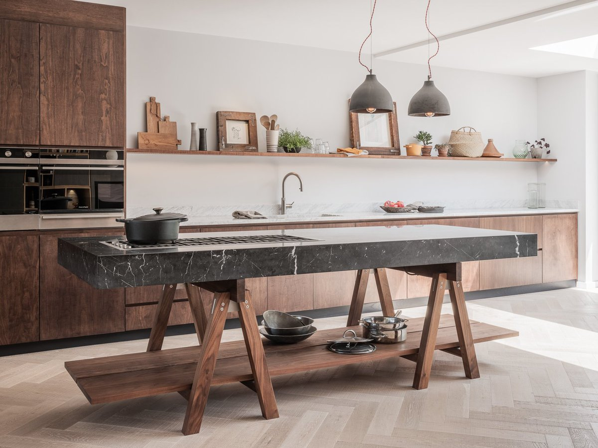 We Won!!!!  A few months ago we entered the 2019 KBB Retail and Design Awards for Kitchen Designer of the Year with our beautiful Highgate Kitchen design and last week we were announced the winners and we are absolutely delighted! #NakedKitchens #KBBAwards #Highgate #Walnut