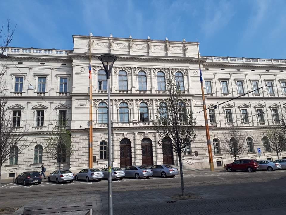 Ústavní soud. Foto: Marie Kolajová