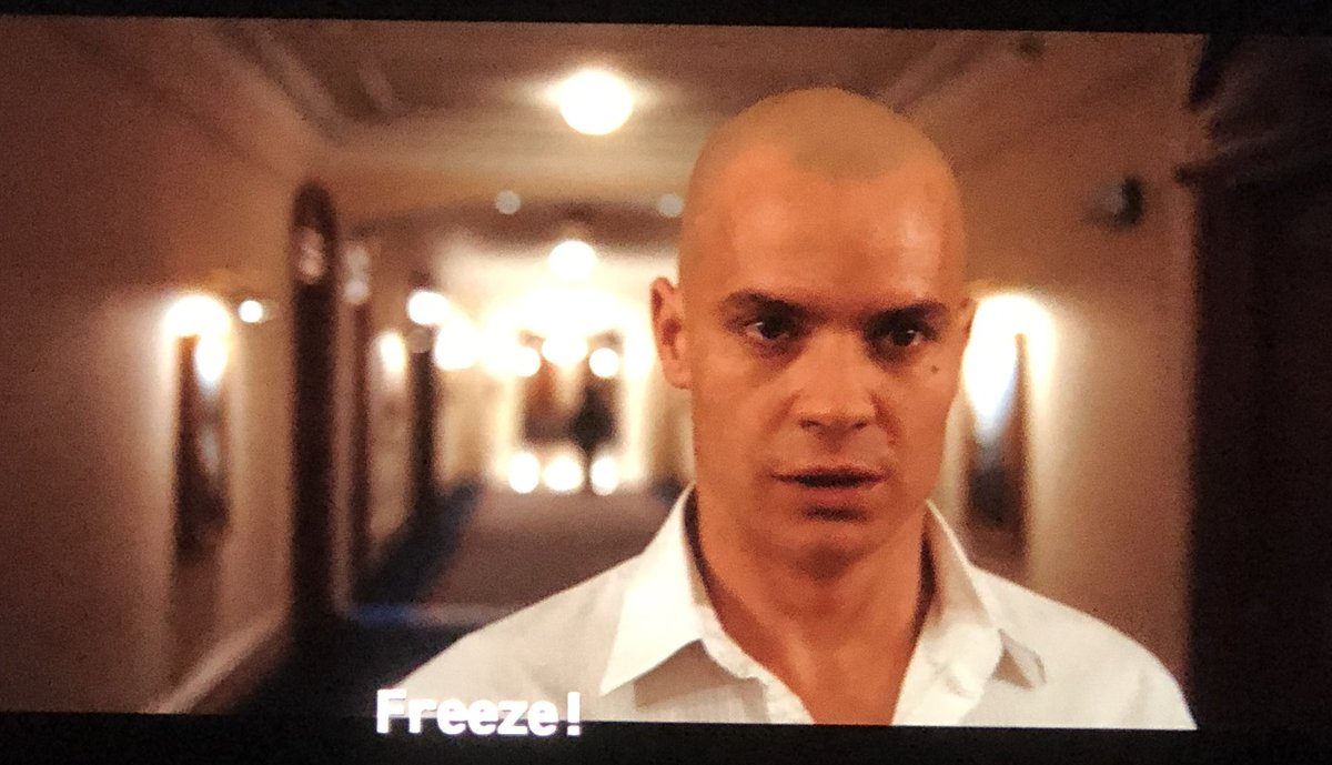 A Thread Written By Visakanv I Recently Was Playing Some Of Hitman On Ps4 And When Scrolling Through Netflix I Saw That Timothy Olyphant