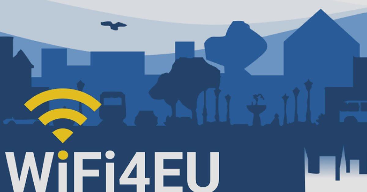 #WiFI4EU hakuun tuli toisella kierroksella hyvin hakemuksia. 3 400 voucheria jaossa EU alueella kuntien avoimiin WiFi-verkkoihin  #laajakaistainfo #kunnat