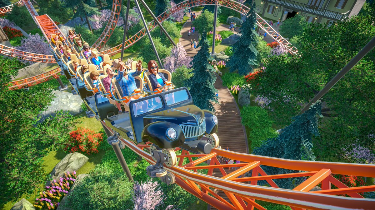 Planet Coaster on Twitter: