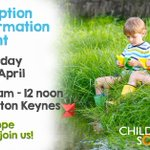 If you're considering #adoption, why not join us in #MiltonKeynes at our next info event? We'd love to see you! https://t.co/sJnxrFpX67