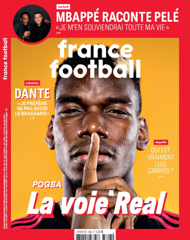 ¿France Football adelante el nuevo fichaje del Real Madrid?